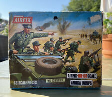 Airfix HO/OO Figures - WWII Africa Corps 50+