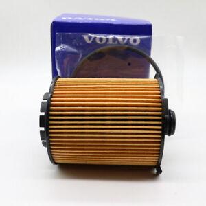 Set of 2 Volvo 2.0L Engine Oil Filter Kit 31372212