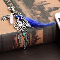 Catcher Keyring Key Ring Chain Charm Dream Pendant Purse Bag Car Keychain Gift