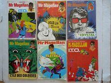 Mr Magellan : 6 albums en EO