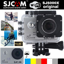 Original SJCAM SJ5000X Elite Wifi Sport Action Camera 4K Black Edition UK Stock