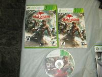 Dead Island ( Xbox 360, 2011) complete