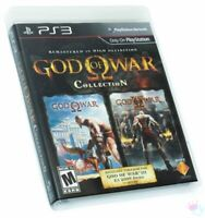 God of War Collection - PlayStation 3 - Ps3 - Free P&P