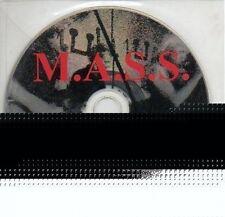 (118B) Mass, Live a Little - DJ CD