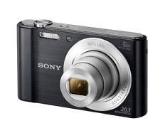Sony - Camara Dsc-w810b negra X6 20mpx