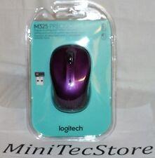 Logitech Wireless Mouse M325 Vivid Violet - LOGITECH, INC