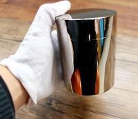 Titanium Outdoor EDC Tea Coffee Tank High Capacity Sealed Camping Storage Box