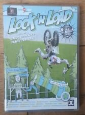 LOCK 'N' LOAD - Nitro Circus Crew - Studio 411 - Region 0 Dvd - Vgc