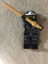 Genuine Lego Ninjago Masters of Spinjitzu 9001154 Digital Alarm Clock Accessory