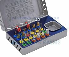 25 PIECES UNIVERSAL IMPLANT KIT BONE EXPANDER / SINUS LIFT DENTAL INSTRUMENT