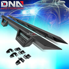 """FOR 2015-2020 FORD F-150/SUPER DUTY 3"""" DROP DOWN STYLE SIDE NERF BAR STEP BOARD"""