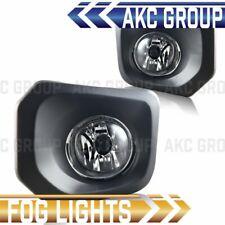 Cobra Tek For 2016 Toyota Tacoma Clear Lens Chrome Housing Fog Lights Lamps