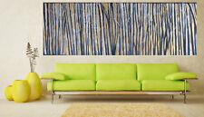 2100mm huge Aboriginal Art Painting authentic COA Australia abstract landscape