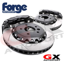 FMBKMK5 Forge VW Scirocco 2.0TSI 08-14 Brake Kit 356x32mm DISCS 6 Pot MK5 Golf