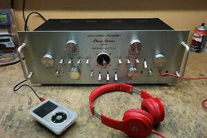 Phase Linear 4000 Series 1 Preamplifier Professional Restoration Service