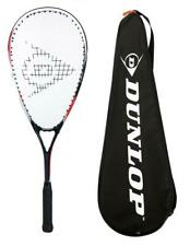 Dunlop Biotec X-Lite Power Smash Squash Racket + Cover RRP £60