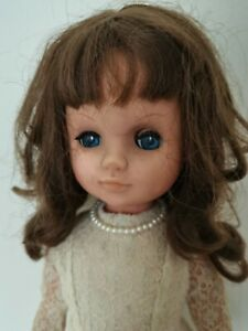 Vintage Beautiful 1960's Rubber Doll (All Original)
