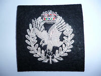 OFFICERS BERET BADGE  THE ARMY AIR CORPS.