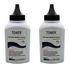 2x Recarga de Toner Negro Universal para todas Impresoras Laser Jet Samsung 4088