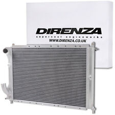 DIRENZA ALLOY RACE COOLING RADIATOR RAD FOR FIAT COUPE 2.0 20V TURBO MANUAL