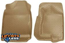 Husky Liner 31303 Tan Classic Style Frnt Floor Liner for 99-07 Cadillac Escalade