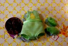 Krissy Happy Family Nikki Doll Clothes *Micro Mini Itty Bitty Romper & Booties*