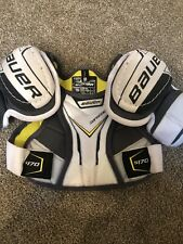 Bauer Supreme S170 Youth Small Ice Hockey Shoulder Pads