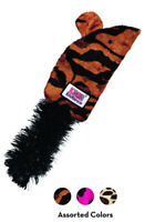 Kong Kickeroo Mouse with Catnip Cat Toy Assorted Colors Crinkle Sound