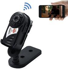 Spy Cam Hidden Camera WIFI TANGMI Mini Portable P2P IP Video Recorder Portable
