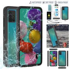 Shockproof Waterproof Case For Samsung Galaxy A52 A51 A72 A42 A32 A22 A21 A12 11