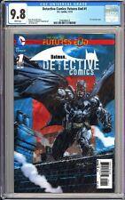 Detective Comics: Futures End #1 CGC 9.8 WP 2014 3766383015 New 52 3D Lenticular
