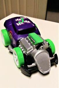 Fisher Price Shake N Go Joker Car Sound Talking Motorized DC Comics Batman