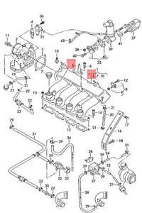 Genuine Bracket VW Corrado Golf Jetta Passat 1H 1H2 1H5 1W 31 3A 50 021133827