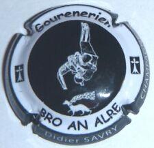 37 à 38a. capsule de champagne série Savry Didier Gourenerien Bro an Alre