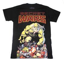 Marvel Secret Wars Men's tee shirt size : Small