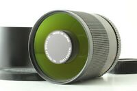 【NEAR MINT++】 Yashica Reflex 500mm f8 Mirror For Contax C/Y Mount From Japan 900