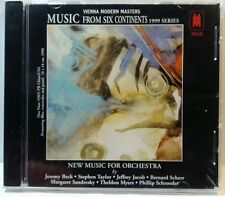 Music from Six Continents 1999 Series; Vienna Modern Masters (CD2501)