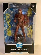 MCFARLANE TOYS DC MULTIVERSE THE FLASH ACTION FIGURE DC Comics INJUSTICE 2 NEW