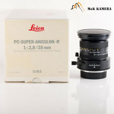 Leica PC-Super-Angulon-R 28mm/F2.8 Lens Yr.1992 Germany #620