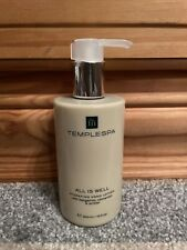 Temple Spa All Is Well Hydrating Hand Lotion Large 300ml Bergamot Cinnamon