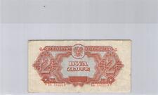 Pologne 2 Zlotych 1944 n° BA142210 Pick 107a