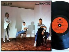 The Jam - All Mod Cons LP  1978  (Polydor 2383517)