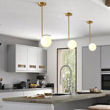 Modern Ceiling Light Kitchen Pendant Light Home Glass Pendant Lighting Bar Lamp