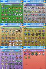 Pokemon Home - All Mythical and Legendary from Gen 7 & below | Shiny & non-shiny