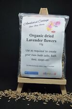 Dried Lavender Flowers  ~ 10g