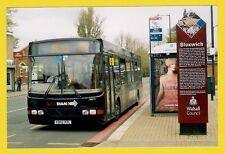 West Midlands Bus Photo ~ Black Diamond 30211: Wrights DAF SB120 - Bloxwich