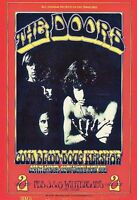 THE DOORS (1) POSTAL NUEVA SIN SELLAR. POSTCARD. NEW. UNPOSTED