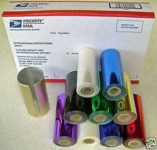 Hot Stamp Stamping Foil Kingsley Howard 9 Assorted Colors  3