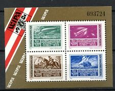 Hungary 1981 SG#MS3384 Wipa Stamp Exhibition MNH M/S #A35015