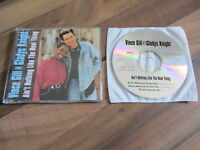 VINCE GILL GLADYS KNIGHT Ain't Nothing Like The Real Thing 94 GERMANY CD single